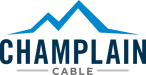 logo for Champlain Cable