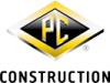 logo for PC Construction